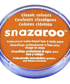 Snazaroo Orange Face Paint