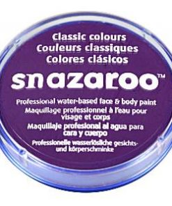 Snazaroo Purple Face Paint