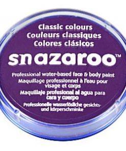 Snazaroo Purple Face Paint