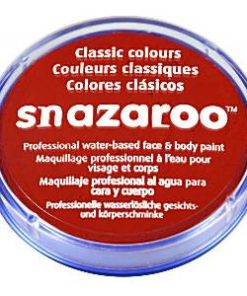 Snazaroo Rust Brown Face Paint