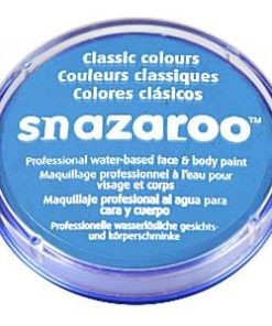 Snazaroo Sky Blue Face Paint