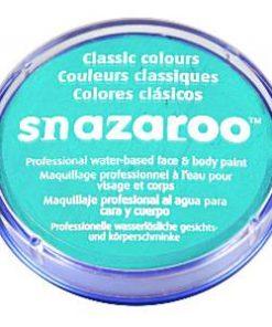 Snazaroo Turquoise Face Paint