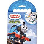 Thomas The Tank Engine Carry Along Colouring Set