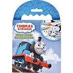 Thomas The Tank Engine Carry Along Colouring Set