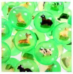 Farm Animal Bouncy Ball