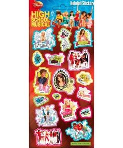 HSM2 Sticker Sheet