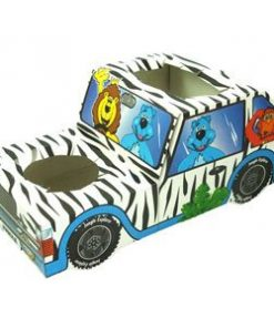 Jungle Safari Combi Food Tray