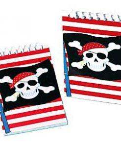 Pirate Party Mini Notebooks