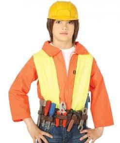 Tool Belt & Helmet