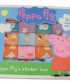 Peppa Pig Sticker Box