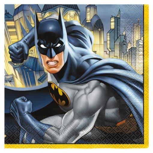 Batman Party Paper Napkins