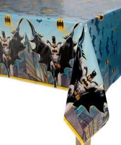 Batman Party Plastic Tablecover