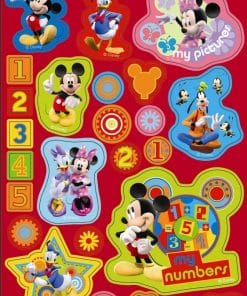 Disney Mickey Mouse Clubhouse Sticker Sheet
