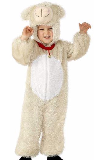 Nativity Lamb Costume