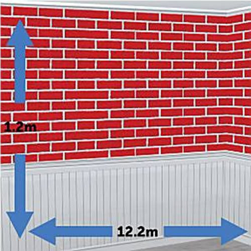 Brick Wall Scene Setter