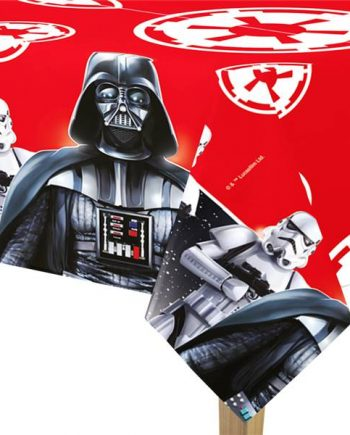 Star Wars Party Plastic Tablecover