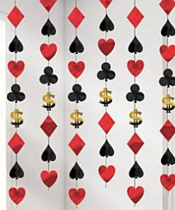 Casino Door Curtain