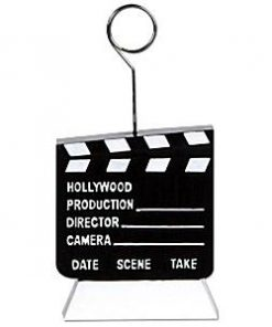 Clapperboard Balloon Weight