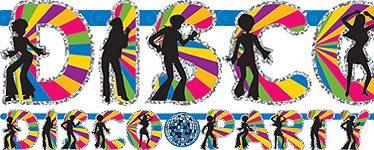 Disco Party Banner