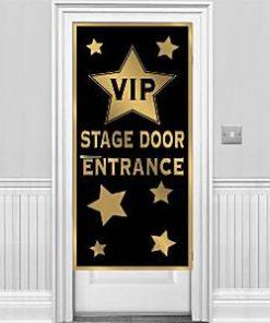 VIP Stage Door Banner