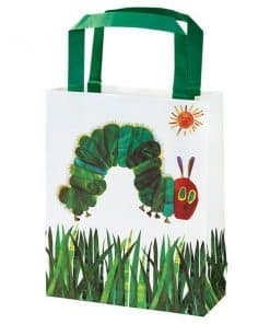 Hungry Caterpillar Party Paper Loot Bags