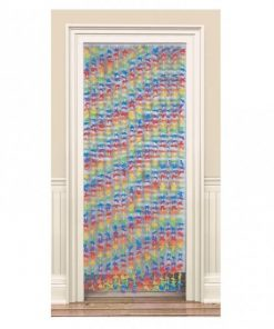 Lei Flowers Door Curtain