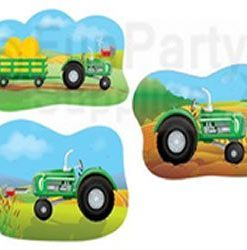 Tractor Cut outs