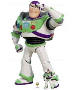 Buzz Lightyear Cardboard Cutout
