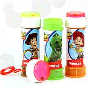 Toy Story Party Bubbles