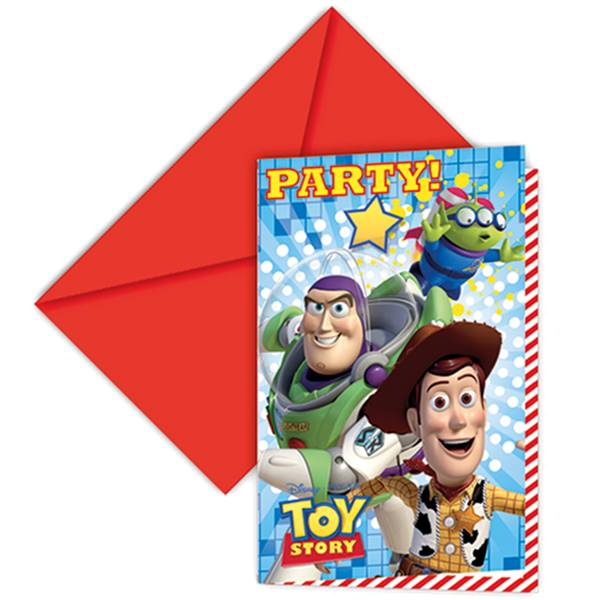 buy toy story party invitations fun party supplies