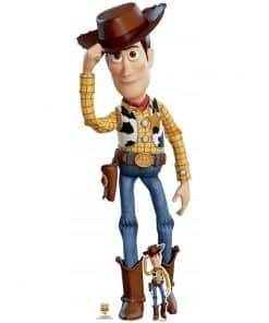 Toy Story 4 Woody Cardboard Cutout