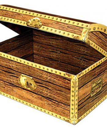 Large Treasure Chest Box