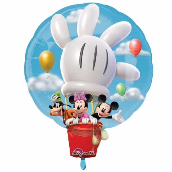 Mickey Mouse Party Hot Air Supershape Foil Balloon