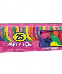 Party Leis - Pack of 25