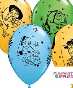 Toy Story 4 Party Printed Latex Balloons