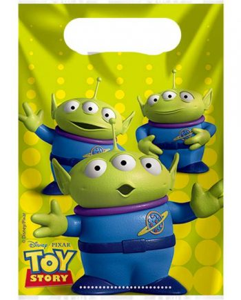 Toy Story Party Plastic Loot Bags