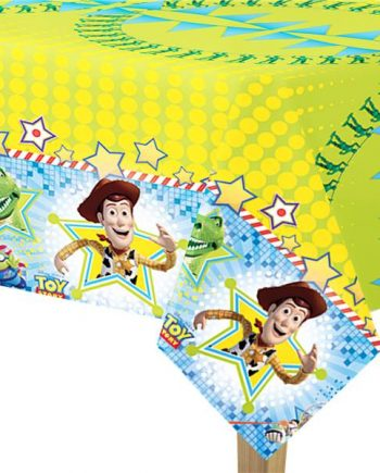 Toy Story Party Plastic Tablecover