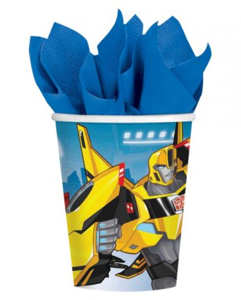 Transformers Party Paper Cups