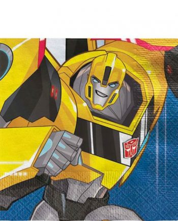 Transformers Party Paper Napkins