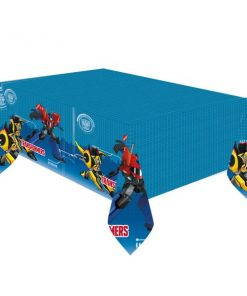Transformers Party Plastic Tablecover