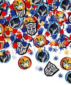 Transformers Party Table Confetti