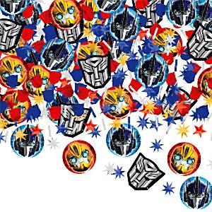 Transformers Party Table Confetti