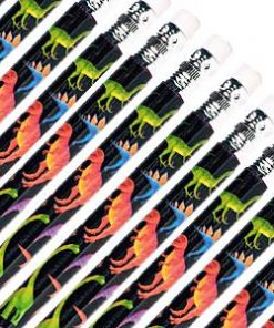 Dinosaur Themed Pencils