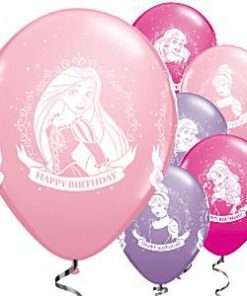 Disney Princess Printed Balloons