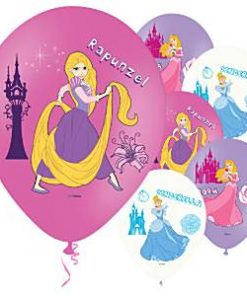 Disney Princess Party printed Latex Balloons