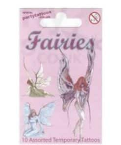 Fairy Temporary Tattoo Gift Pack