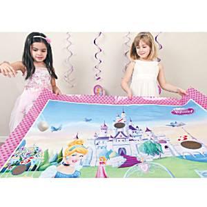 Disney Princess & Animals Party Game Pearl Drop