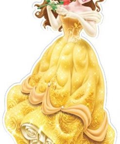Disney Princess Belle Cardboard Cutout