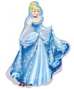 Disney Princess Cinderella Supershape Foil Balloon