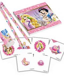 Disney Princess & Animals Party Stationery Pack